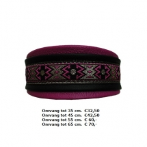 paarse halsband, zwarte, lederen, mooie kleuren, galgo, whippet
