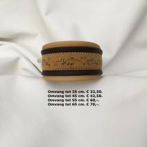 halsband windhonden motief